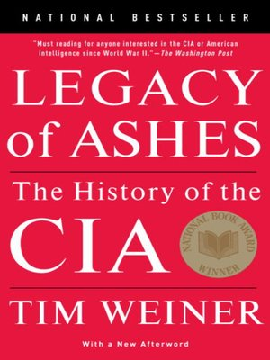 cover image of Legacy of Ashes