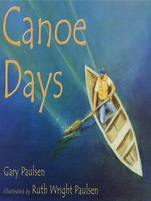 cover image of Canoe Days