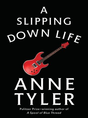 cover image of A Slipping-Down Life
