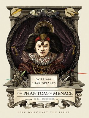 cover image of William Shakespeare's The Phantom Menace