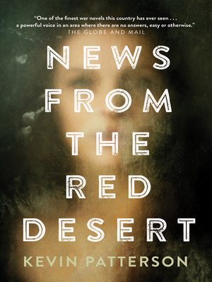 cover image of News From the Red Desert
