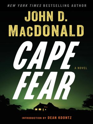 cover image of Cape Fear
