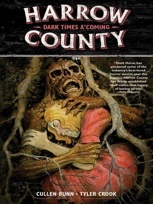 cover image of Harrow County (2015), Volume 7