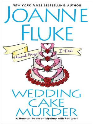 cover image of Wedding Cake Murder