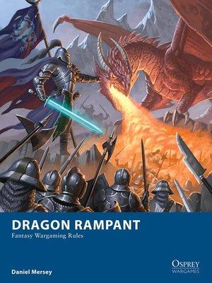 cover image of Dragon Rampant