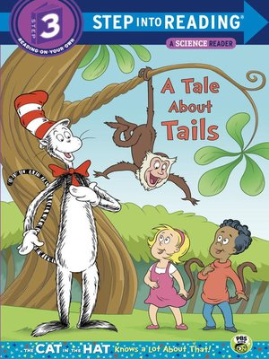 cover image of A Tale About Tails (Dr. Seuss/The Cat in the Hat Knows a Lot About That!)