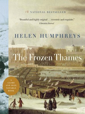 cover image of The Frozen Thames