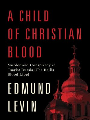 cover image of A Child of Christian Blood