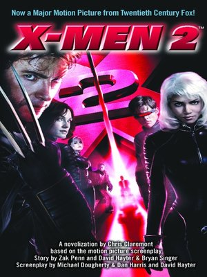 cover image of X-Men 2<sup>TM</sup>