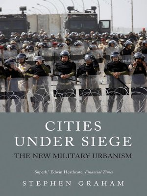 cover image of Cities Under Siege
