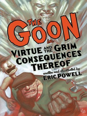 cover image of The Goon, Volume 4