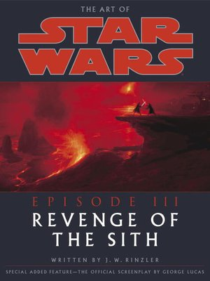 cover image of Revenge of the Sith: The Illustrated Screenplay