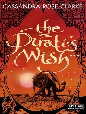 cover image of The Pirate's Wish