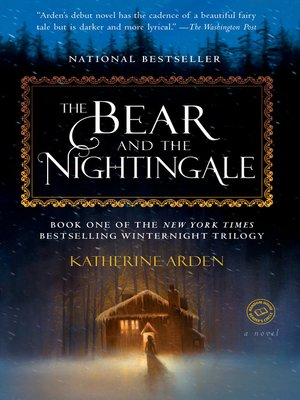 Cover image for The Bear and the Nightingale