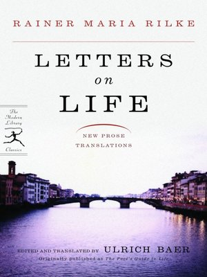 cover image of Letters on Life