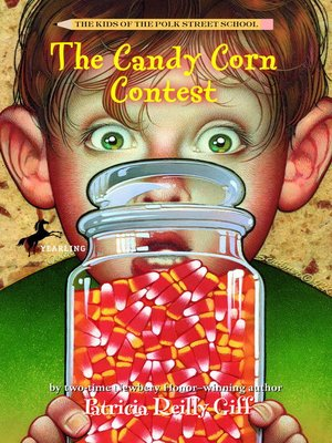 cover image of The Candy Corn Contest