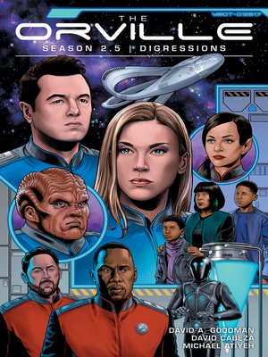 cover image of The Orville Season 2.5