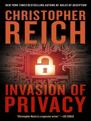 cover image of Invasion of Privacy