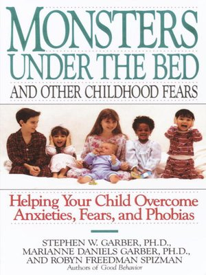 cover image of Monsters Under the Bed and Other Childhood Fears