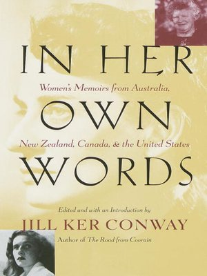 cover image of In Her Own Words