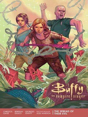 cover image of Buffy Season 11 Volume 1
