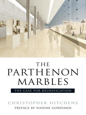 cover image of The Parthenon Marbles