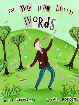 cover image of The Boy Who Loved Words