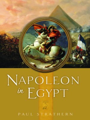 cover image of Napoleon in Egypt