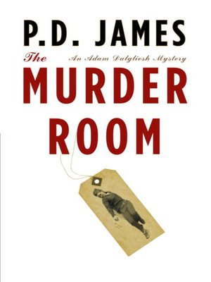 cover image of The Murder Room
