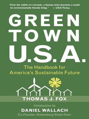 cover image of Green Town USA