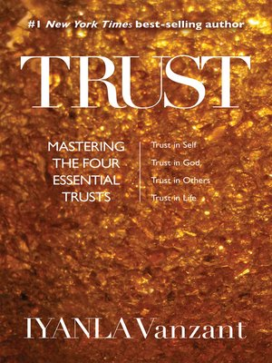 cover image of Trust
