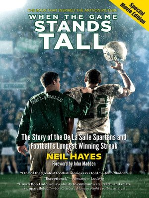 cover image of When the Game Stands Tall, Special Movie Edition