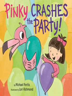 cover image of Pinky Crashes the Party!