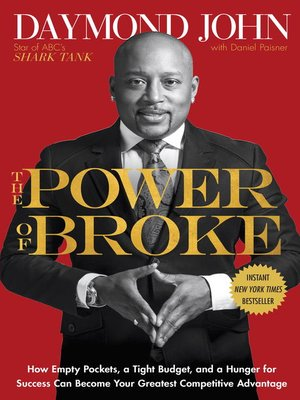 cover image of The Power of Broke