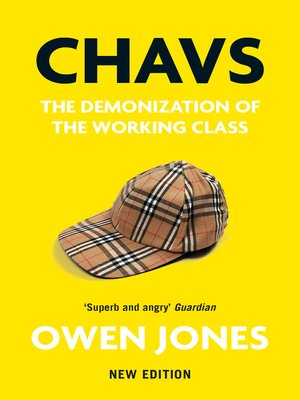 cover image of Chavs