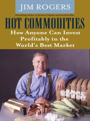 cover image of Hot Commodities