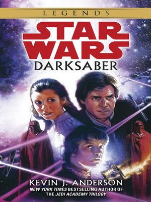 cover image of Darksaber
