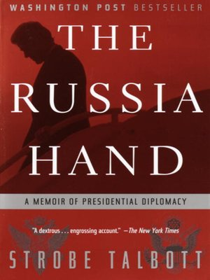 cover image of The Russia Hand