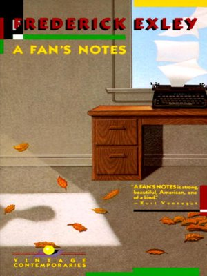 cover image of A Fan's Notes