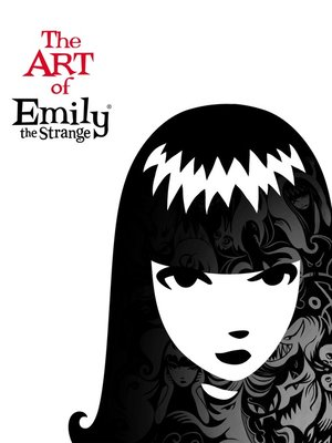 cover image of The Art of Emily the Strange