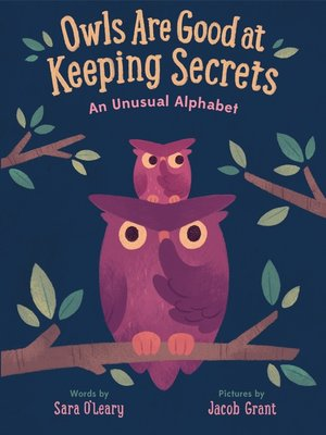 cover image of Owls are Good at Keeping Secrets