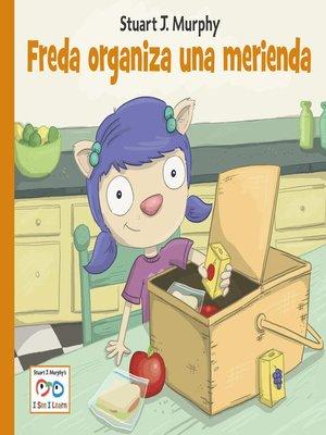 cover image of Freda organiza una merienda