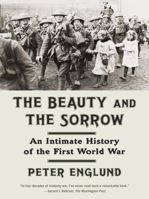 cover image of The Beauty and the Sorrow