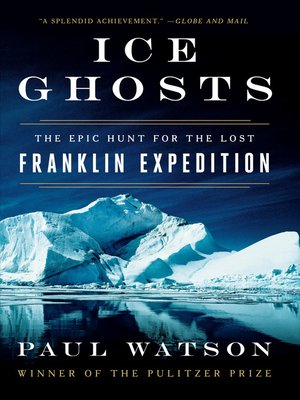 cover image of Ice Ghosts