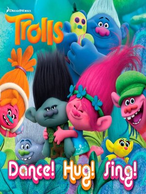 cover image of Trolls Deluxe Pictureback with Tattoos