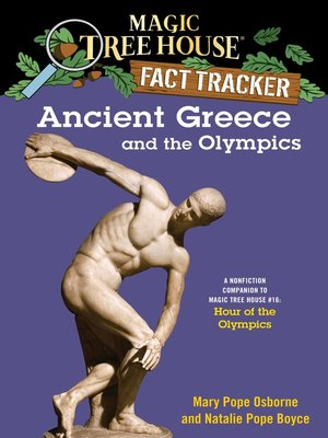 cover image of Ancient Greece and the Olympics