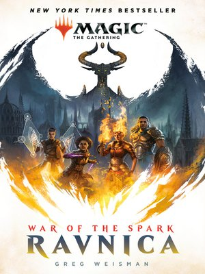 cover image of War of the Spark