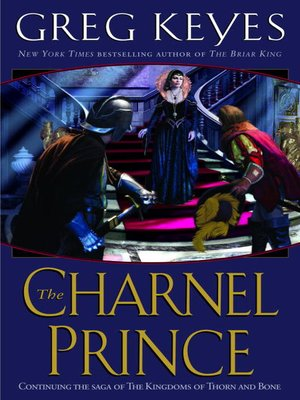 cover image of The Charnel Prince