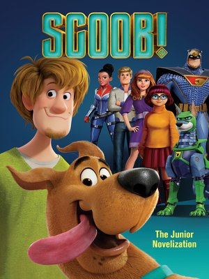 cover image of SCOOB!
