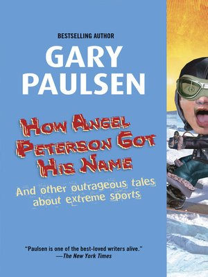 cover image of How Angel Peterson Got His Name